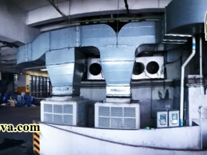 EVAPORATIVE COOLING SYSTEM-TRUE1