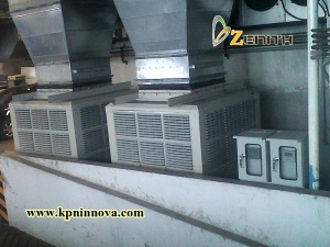 EVAPORATIVE COOLING SYSTEM-TRUE8