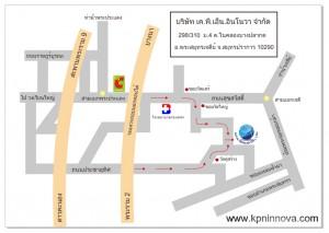MAP KPN พัดลมไอเย็น CONTACT US MAP KPN