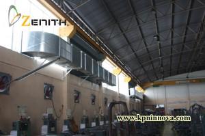 EVAPORATIVE-VATTANAPORNSCREW5 evaporative cooling system ระบบพัดลมไอเย็น (Evaporative Cooling System) คืออะไร EVAPORATIVE VATTANAPORNSCREW5